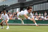 Quần vợt - Khoảnh khắc hài hước, cực kỳ khó đỡ trên sân bóng
