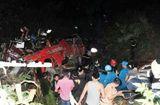 Sự kiện hàng ngày - Xe khách rơi xuống vực sâu: Phó Thủ tướng ra công điện khẩn