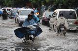 Tin bão số 3: Sáng mai 17/9, Hà Nội sẽ có mưa lớn gây ngập úng