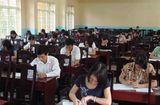 Hà Nội: Hơn 200 thí sinh thi công chức bị lập biên bản