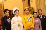 Cận cảnh khách sạn ái nữ Chủ tịch tập đoàn Nam Cường làm đám cưới