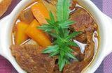 Ẩm thực - Cách nấu bò kho, bò sốt vang ngon nhất