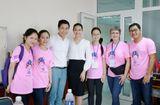 Nguyên Khang đồng hành cùng người sáng lập Operation Smile