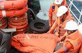 Sự kiện hàng ngày - Vụ chìm tàu Phúc Xuân 68:Tạm dừng tìm kiếm 8 thuyền viên mất tích
