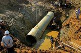 Doanh nghiệp - 9 lần vỡ ống nước sông Đà, Vinaconex xin rút khỏi Thương hiệu Quốc gia