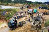 Sự kiện hàng ngày - Sập hầm thủy điện Đạ Dâng: Thống nhất dùng mìn nổ phá đá