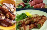 Ăn - Chơi - Đổi vị cuối tuần với món thit bò cuộn măng tây ngon ngất ngây