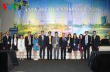 Tin thế giới - Khai mạc Hội nghị cấp cao báo chí châu Á ở Hàn Quốc