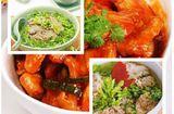 Ăn - Chơi - Thay đổi thực đơn với canh cua thiên lý, thịt xào chua ngọt
