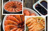 Ăn - Chơi - Tôm luộc hồi, quế vừa thơm vừa cay ngon tuyệt bữa cơm trưa cuối tuần