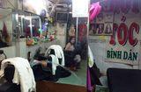 An ninh - Hình sự - Truy tìm hai thanh niên đánh chủ tiệm cắt tóc, cướp tài sản