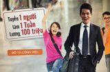 Thị trường - Ngân hàng Việt trả lương 100 triệu cho 1 tuần làm việc