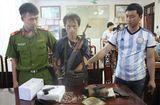 An ninh - Hình sự - Trùm ma túy dùng súng bắn trả công an khi bị truy bắt