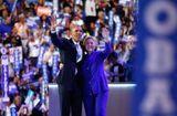 Tin thế giới - Bế mạc Đại hội Toàn quốc đảng Dân chủ Mỹ