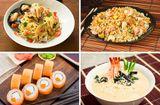 Ăn - Chơi - Với hơn 600 ngàn đồng, bạn có thể ăn gì trên khắp thế giới?