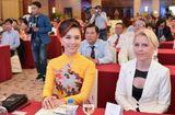 Tin tức giải trí -  Á hậu Dương Trương Thiên Lý là Đại sứ truyền thông cho du lịch TPHCM