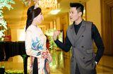 Tin tức giải trí - Minh Anh thân thiết cùng Hoa hậu điện ảnh Thanh Mai khi làm giám khảo