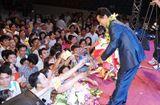 Tin tức giải trí - Chế Linh tái ngộ khán giả Hà Nội sau gần 3 năm xa cách
