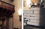 Gia đình - Tình yêu - Chồng xây tường không cho vợ lên tầng sau khi ly hôn