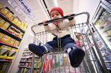 Gia đình - Tình yêu - Con suýt bị bắt cóc khi đi siêu thị và bài học