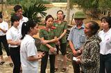 Truyền thông - Thương hiệu - Thẩm mỹ viện Thiên Hà quyên góp ủng hộ người dân Hà Tĩnh thiệt hại sau lũ