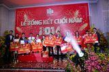 Tài chính - Doanh nghiệp - Tưng bừng đêm hội tổng kết hoạt động năm 2016 của địa ốc Kim Phát