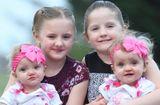 Gia đình - Tình yêu - Hy hữu gia đình có 2 cặp song sinh cùng ngày sinh