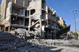 Tin thế giới - Đánh bom liều chết vào trụ sở an ninh ở Syria, 42 người thiệt mạng