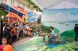 Tài chính - Doanh nghiệp - Hàng nghìn lượt khách tham quan không gian nghệ thuật Flamingo Group tại VITM 20