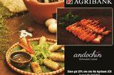 Tài chính - Doanh nghiệp - Agribank JCB - Ưu đãi lớn, mừng lễ lớn