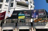 Chuyện làng sao - Công ty tổ chức sự kiện tại Cannes lên tiếng về tấm pano gây tranh cãi của Lý Nhã Kỳ