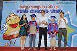"""Giáo dục - Hướng nghiệp - Anh ngữ AMES – """"Rung chuông nhí, xí quà to"""""""