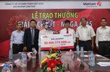 Thị trường - Chủ nhân giải jackpot Vietlott 82 tỷ đồng trích 100 triệu làm từ thiện