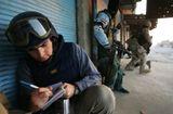Tin thế giới - Phóng viên chiến trường Syria: Đi tìm sự thật bằng mạng sống