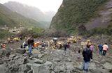 Tin thế giới - Sạt lở núi cao 3000m ở Trung Quốc, hơn 140 người bị chôn vùi