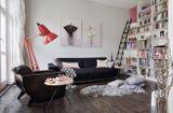 Ăn - Chơi - Bí mật của căn hộ 40m² nhìn đâu cũng đầy ắp đồ đạc mà vẫn siêu gọn gàng