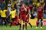 Bóng đá - Phòng ngự tệ hại, Liverpool nhận trái đắng ngày khai màn đúng phút bù giờ