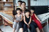 """Gia đình - Tình yêu - Người đàn bà 1 phát sinh 4 kể chuyện những ngày tháng """"sởn gai ốc"""""""