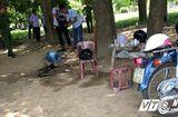 Tin trong nước - Nam thanh niên đến công viên tự thiêu rồi lao xuống sông tự vẫn