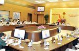 Tin trong nước - UBTVQH tiến hành chất vấn Bộ trưởng Bộ Xây dựng