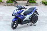 Thế giới Xe - Yamaha NVX 155 phân khối giá 51 triệu đồng