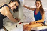 Ăn - Chơi - Phòng ký túc xá đơn giản, 2 nữ sinh biến nó thành thiên đường