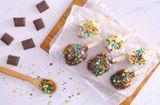 """Ăn - Chơi - Tự làm món kem chuối sô cô la """"sống ảo"""" đầy màu sắc tại nhà"""