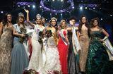 Tin tức giải trí - Thí sinh gốc Việt Trâm Lưu đăng quang Mrs Universe 2017