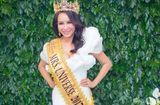 Tin tức giải trí - Hoa hậu Lưu Hoàng Trâm mong muốn đưa Mrs Universe 2018 về Việt Nam