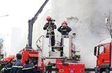Gia đình - Tình yêu - Lính cứu hỏa: Những người đi tìm sự sống trong biển lửa