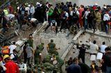 Tin thế giới - Nhà sinh viên Việt thuê bị sập hoàn toàn trong vụ động đất Mexico