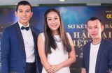 """Tin tức giải trí - Hoa hậu Ngô Phương Lan, ông bầu Phúc Nguyễn ngồi """"ghế nóng"""" Hoa hậu Đại dương 2017"""