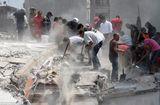Tin thế giới - Số người chết trong vụ động đất Mexico lên tới gần 250