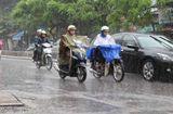 Tin trong nước - Dự báo thời tiết hôm nay 20/9: Khu vực Hà Nội xuất hiện mưa rào và dông